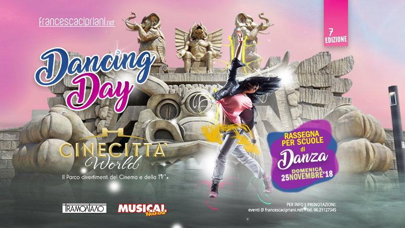 Locandina Dancing Day 2018