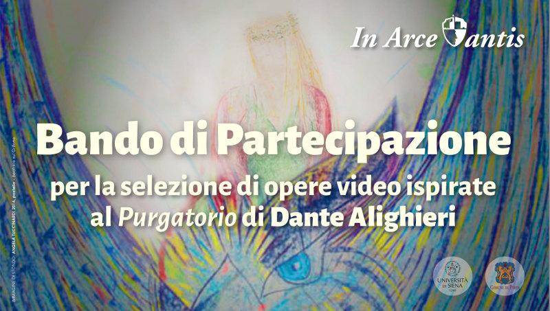 locandina Bando Dante Purgatorio