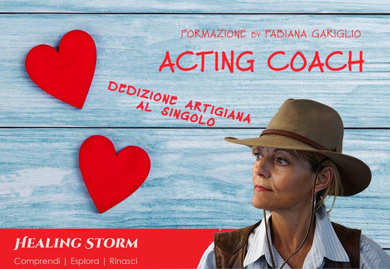 Locandina Acting Coach Torino