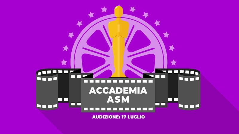 Locandina Audizioni ASM