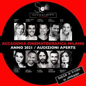 Audizioni Accademia Cinematografica Milano