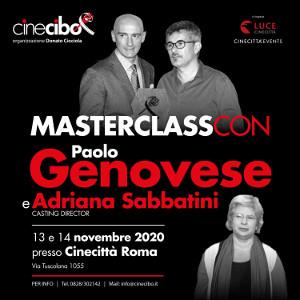 banner masterclass Genovese Sabbatini
