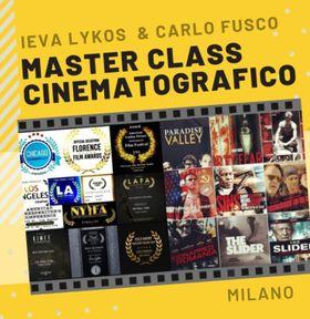 banner Masterclass Cinema Carlo Fusco