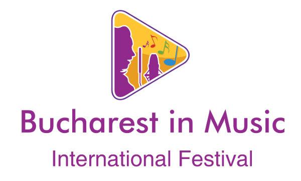 logo bucarest in music festival pop