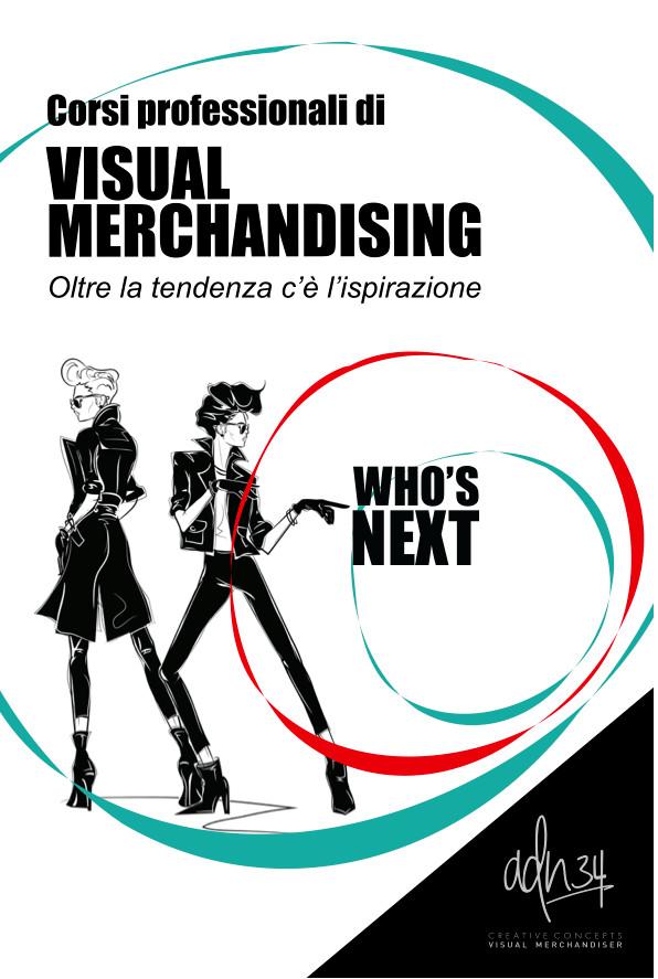 immagine corsi visual merchandising Milano