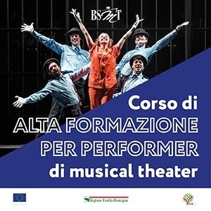 Banner Corso Gratuito Musical Theater