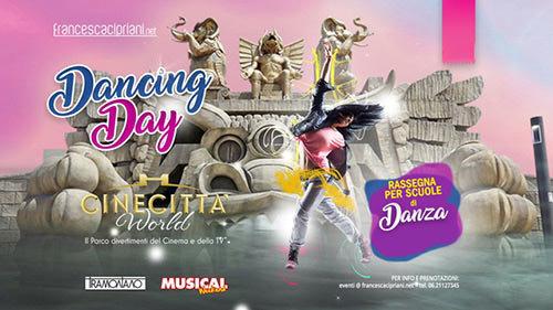 locandina Dancing Day 2019