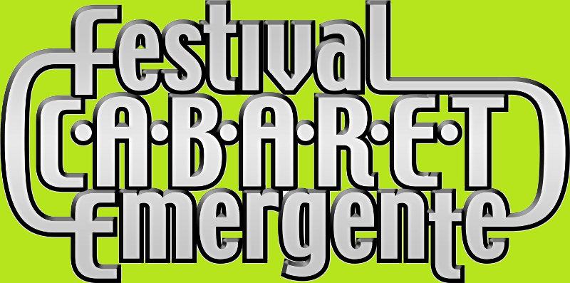 logo festival cabaret emergente Modena