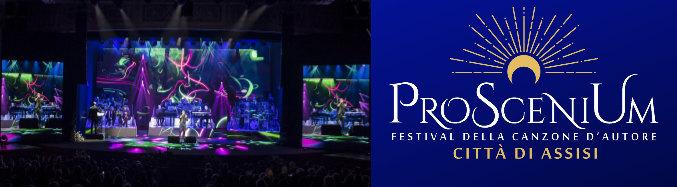 banner Festival Canzone d'Autore Proscenium