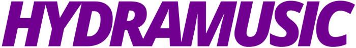 logo hydra music