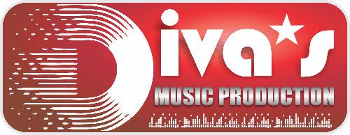 logo divas music production