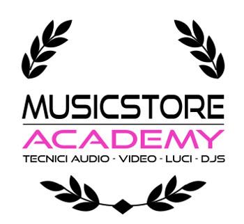 logo Music Store Academy Firenze