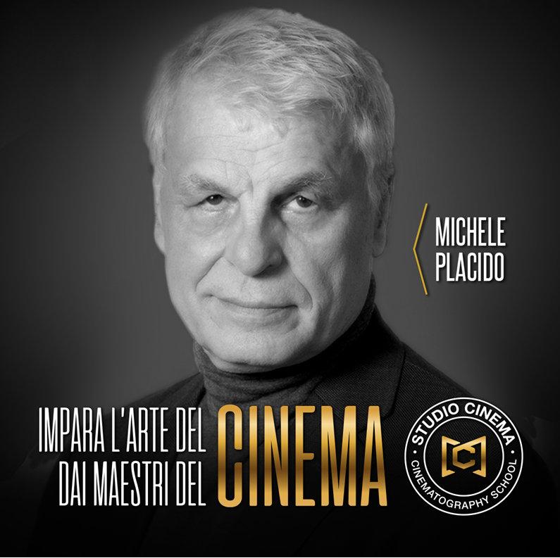 immagine Masterclass Michele Placido Firenze