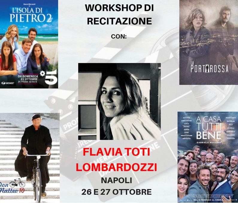immagine Workshop Recitazione con Flavia Toto Lombardozzi