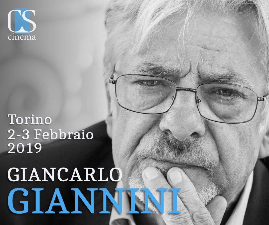 locandina masterclass recitazione Giannini Torino