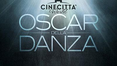 locandina Oscar della Danza a Cinecittà World