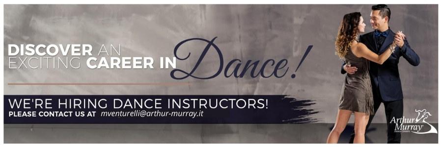 banner scuola danza arthur murray