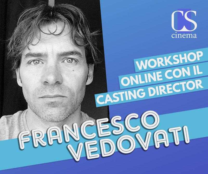 Workshop online Francesco Vedovati
