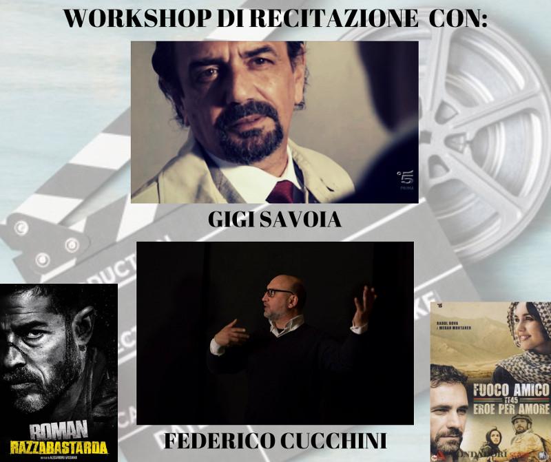 immagine Workshop Recitazione Savoia e Cucchini – Napoli